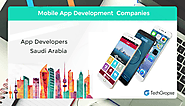 App Makers in Saudi Arabia | Mobile App Development Company Saudi Arabia