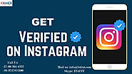BUY INSTAGRAM VERIFICATION BADGE