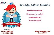 Buy Auto Twitter Retweets