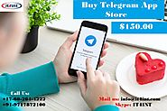 Buy Telegram App Store (Simple App)