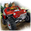 5 Best Electric Jeeps for Kids 2014 - Top List, Reviews