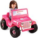 Best Kids Motorized Jeeps - 2014 Top Electric Ride-On Jeeps for Children