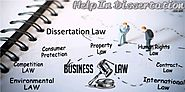 Professional Dissertation Writing Help UK | Law Proposal Editing Help
