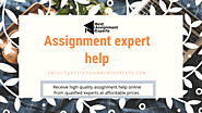 Website at https://www.bestassignmentexperts.com/do-my-assignment