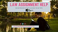 Website at https://www.bestassignmentexperts.com/law-assignment-help