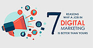 What Is Digital Marketing? 7 Reasons Why Digital Marketing Jobs Win