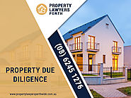 Property Due Diligence Checklist | Due Diligence Lawyer Perth