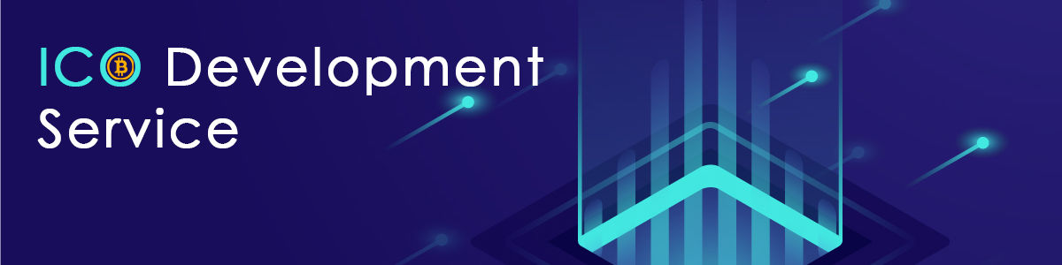 Headline for ICO Development Service