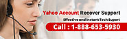 Yahoo Account Recovery Support