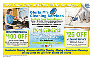Special Offers and Discounts off your Charlotte housecleaning services