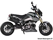 BUY PMZ125-1 X19 STREET LEGAL SUPER POCKET BIKE FOR SALE 125 MOTORCYCLE – Venom Motorsports USA