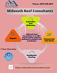 Roofing Contractors Jonesboro AR - Midsouth Roofing Contractors