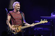 Sting's My Songs: Live Album Due to Release on November 8