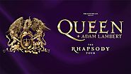 Queen and Adam Lambert in London: Here's How to Get Adam Lambert 2020 Tour Tickets