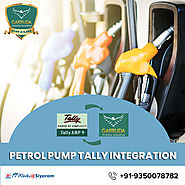 Petrol Pump Tally Integration Helps In Enhancing Business Performance