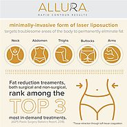 ALLURA™ Laser Body Sculpting - laser assisted liposuction