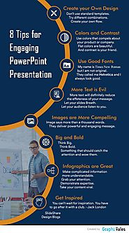8 TIPS FOR ENGAGING POWERPOINT PRESENTATION - Graphi Tales - Quora