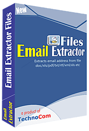 Extract Email Address From Text and MS Word Files