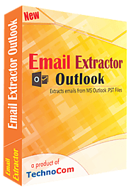 TechnocomSolutions: Email Extractor Outlook