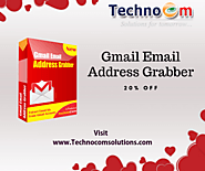 Hurry! Get 20% discount on Gmail Email Address Grabber