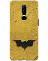 Batarang Oneplus 6 Cover Online with Best Print