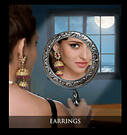 Buy Diamond Stud Earrings