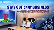 "Best Christian Movie | ""Stay Out of My Business"" 