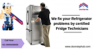 Website at https://www.doorstephub.com/refrigerator-service-repair/Hyderabad