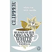 Buy Now WHITE TEA & VANILLA - ORGANIC 26 BAGS At An £5.48 From ArryBarry
