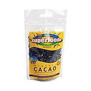 Organic Raw Cacao Nibs 180g – ArryBarry
