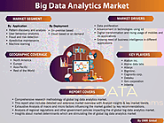 Global Big Data Analytics Market: Global Market Size, Industry Growth, Future Prospects, Opportunities and Forecast 2...
