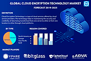 Global Cloud Encryption Technology Market: Competitive Analysis and Forecast - 2019 – 2025