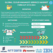 Global Cloud Managed Services Market, Forecast-2025
