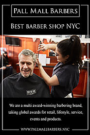 Best Barber Shop NYC