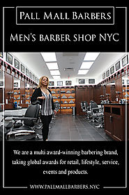 Men's Barber Shop NYC