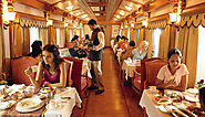 Top Most Luxurious Trains In The World - Explore at Uber Panache