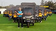 Amazon Pledging 10000 Electric Delivery Rickshaws in India by 2025