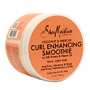 Shea Moisture Curl Enhancing Smoothie Review