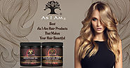 Make Your Hair Beautiful with The Best As I Am Products