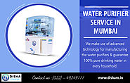 Water Purifier Service in Mumbai