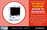 RO Water Purifier Repair in Kharghar