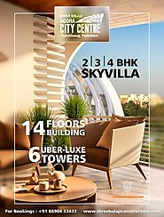 RESIDENCES WITH THE HIGHEST LEVEL OF LUXURIOUS LIFESTYLE