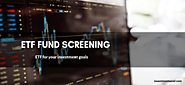 Country Specific ETF Fund Screening offered by Investment Excel