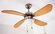 Tips to consider How to Reduce the Ceiling fan noise
