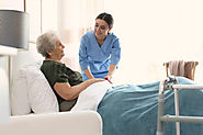 Hospice Care as an Option for Dementia Patients
