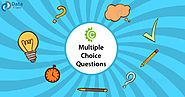 C Multiple Choice Questions - Test Your Skills in Just 4 Mins - DataFlair