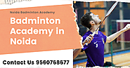 Let's Play a Game in Badminton Academy in Noida