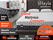 Two Sided Mattress Firm and Soft | Flippable Mattress