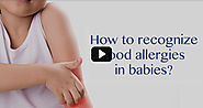 How To Recognize Food Allergies In Babies? Danone India