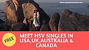 MEET HSV SINGLES || DATING WITH HSV || HSV DATING WEBSITE || Herpesndating.com